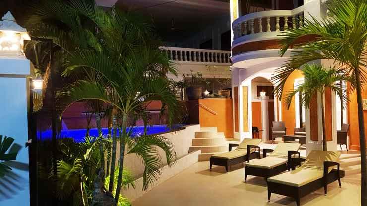 LOBBY ใหญ่แลนด์ - เดอะลักซูรี่ทรอปิคอลวิลล่า - Heart Of Pattaya