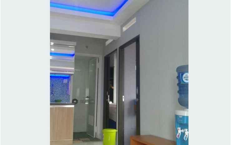 Jarrdin Apartment Cihampelas by Nindy Bandung - Homey Room 2 Bedroom
