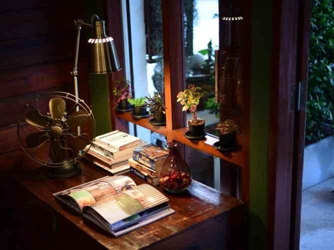 LOBBY Yoo Yen Pen Sook Hostel