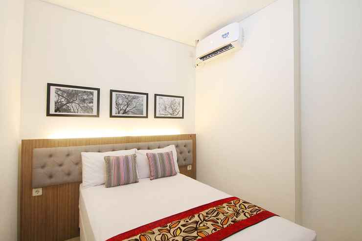 BEDROOM Northland Ancol Residence Apartment by Aparian