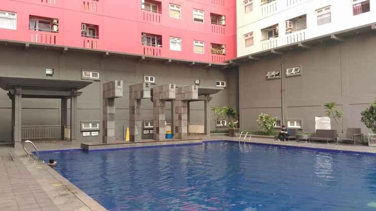SWIMMING_POOL Apartemen Green Pramuka City by Aparian
