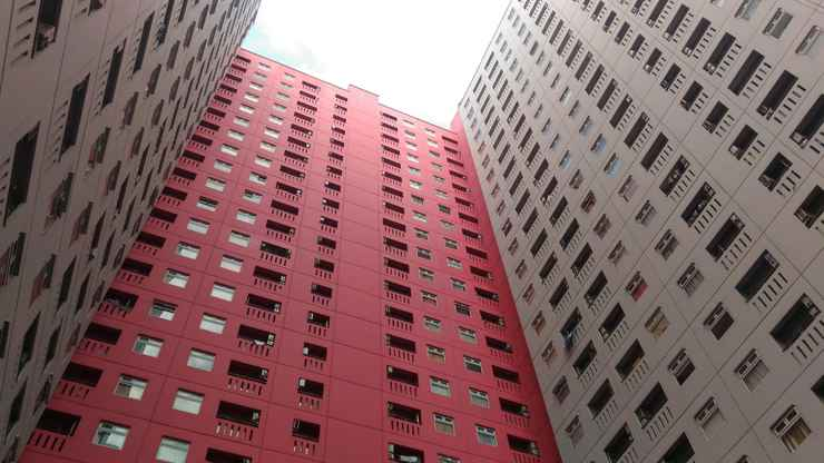 EXTERIOR_BUILDING Apartemen Green Pramuka City by Aparian