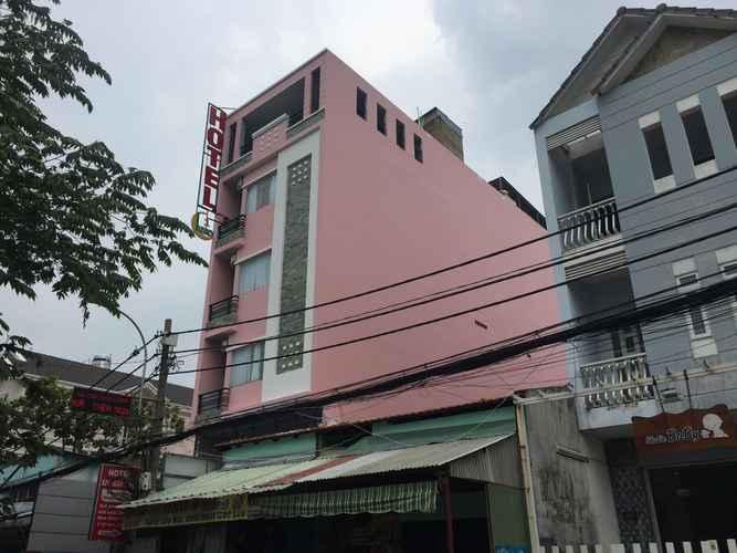 EXTERIOR_BUILDING Khách sạn Kim Ngân Long