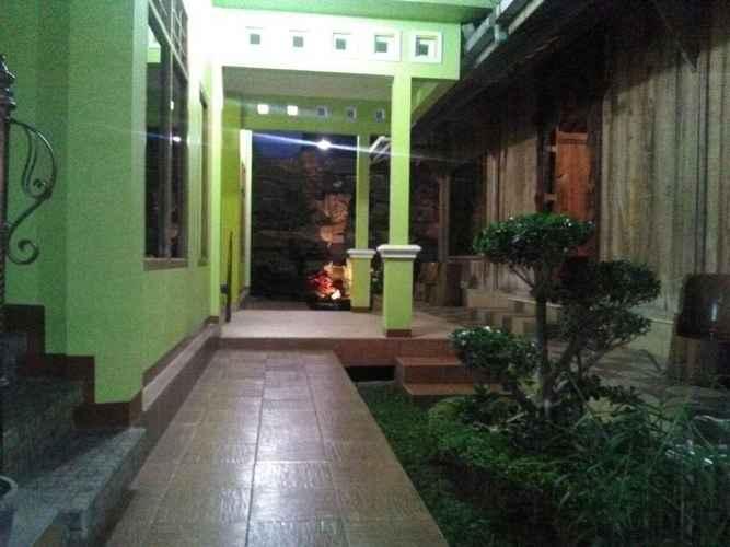 EXTERIOR_BUILDING Villa Joglo Ngunut Bandungan
