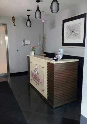 LOBBY Malibu Grand Sudirman Apartment