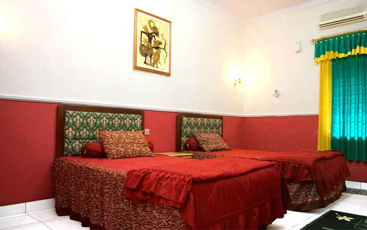 Hotel Wisata Benteng Van Der Wijck Kebumen - Deluxe Twin Bed