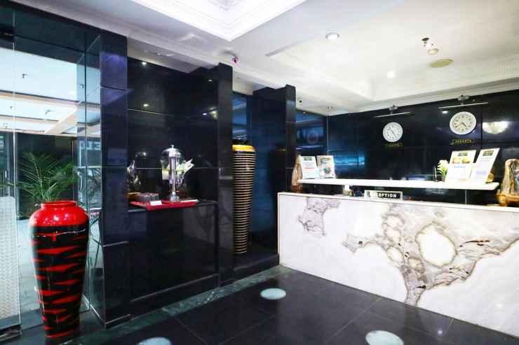 LOBBY Coin's Hotel Jakarta