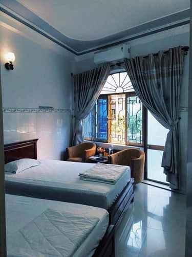 BEDROOM Nhu Y Hotel Phu Yen