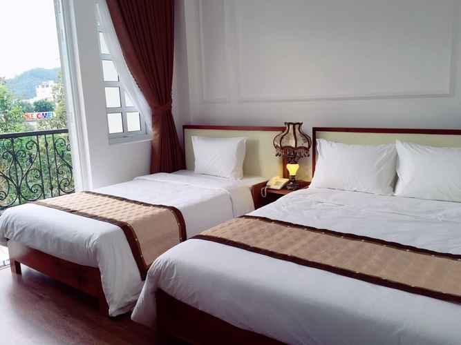 BEDROOM Khách sạn Queen Quy Nhơn