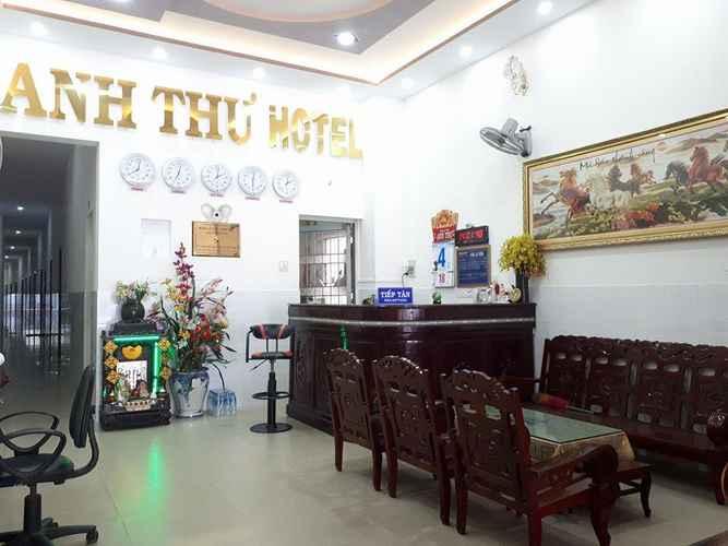 LOBBY Anh Thu Hotel Ca Mau