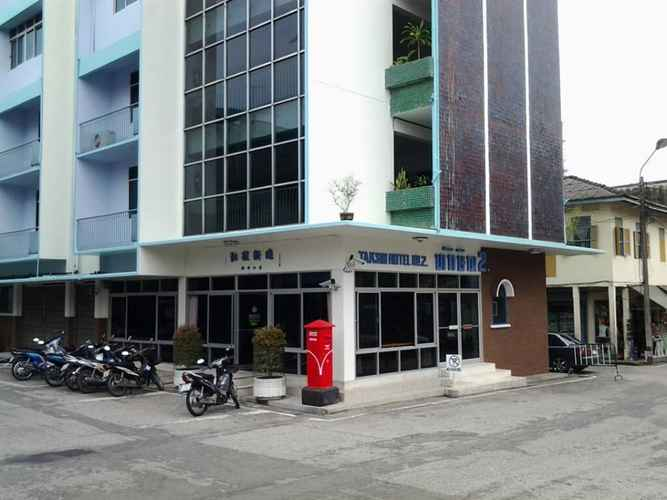 EXTERIOR_BUILDING Taksin 2 Hotel
