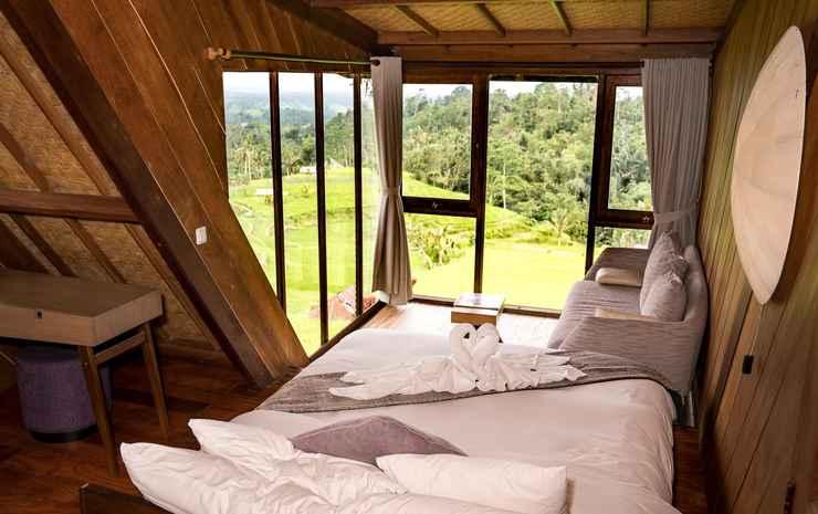 Desa Atas Awan Eco-Boutique Hotel Bali - Comfort Double Room, 1 Bedroom