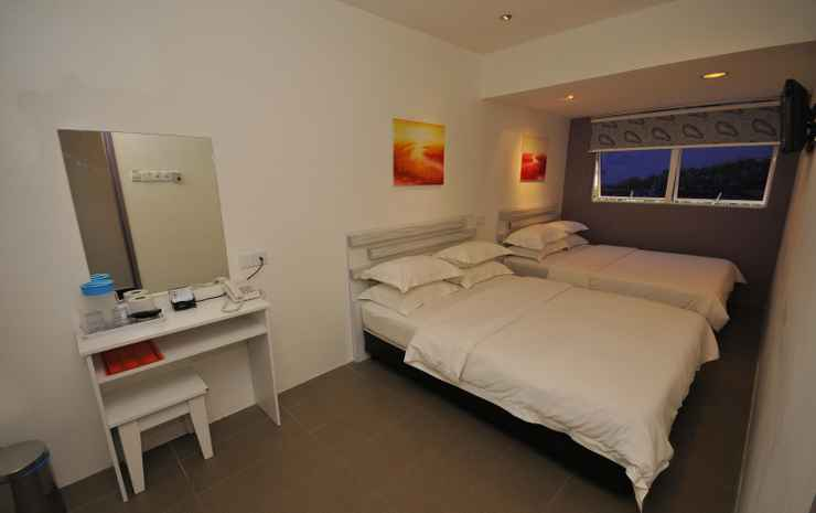 M Design Hotel @ Pandan Indah Kuala Lumpur - Family Deluxe