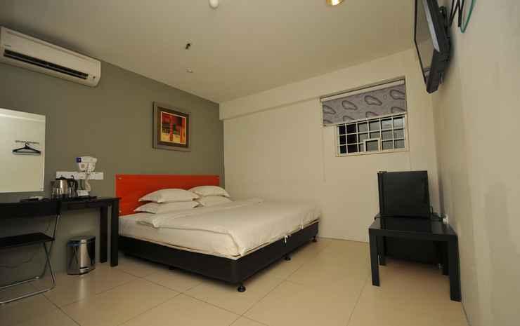 M Design Hotel @ Pandan Indah Kuala Lumpur - King Deluxe