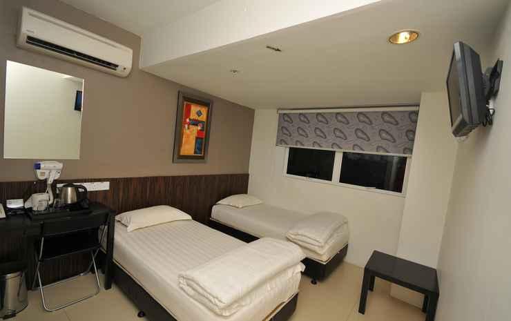 M Design Hotel @ Pandan Indah Kuala Lumpur - Twin Deluxe