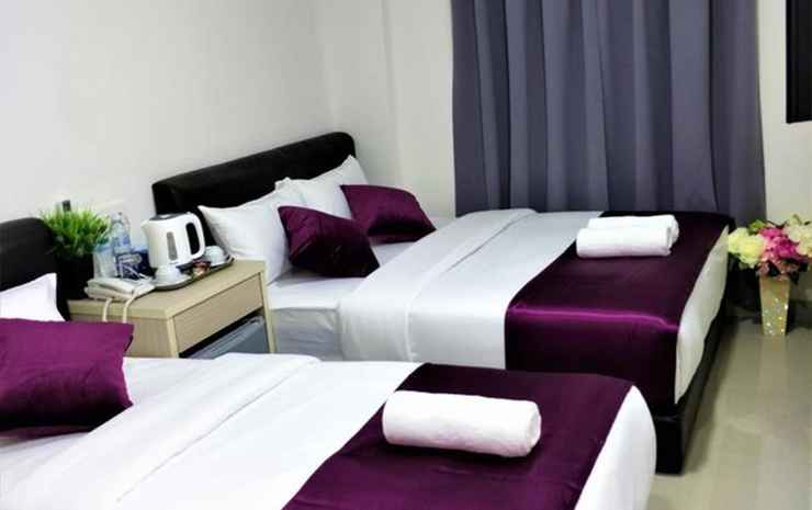 CITI Hotel @ KL Sentral Kuala Lumpur - Deluxe Triple Room