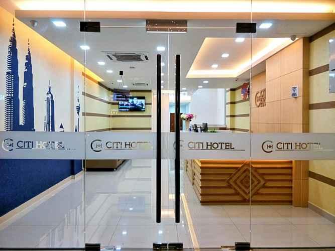 LOBBY CITI Hotel @ KL Sentral