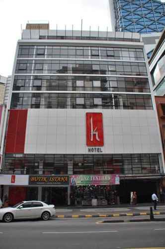 EXTERIOR_BUILDING K Hotel Kuala Lumpur