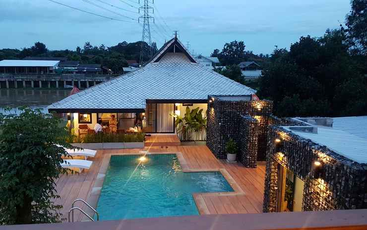 The Loft Riverside Chiang Mai Chiang Mai - Loft Pool 3 Bedrooms Villa
