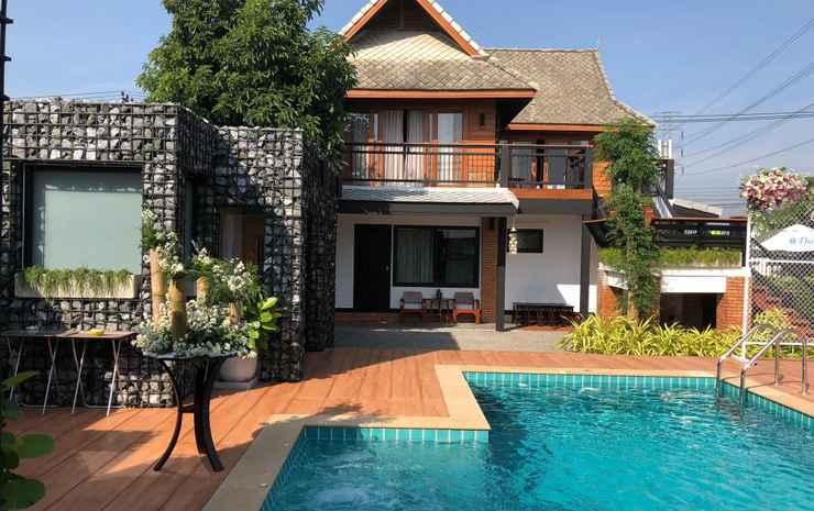The Loft Riverside Chiang Mai Chiang Mai - Loft Lanna 4 Bedrooms Villa