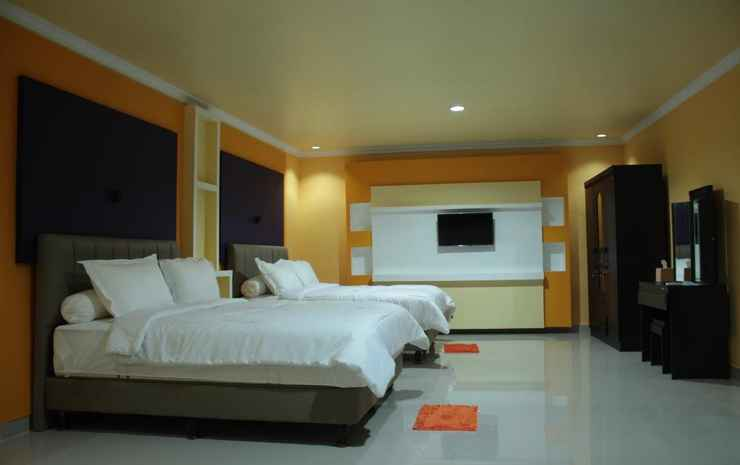 Danau Poso Resort Poso - Family Room (max check in 22.00)