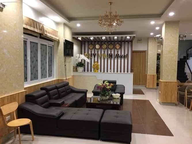 LOBBY Duy Vinh Hotel Dalat