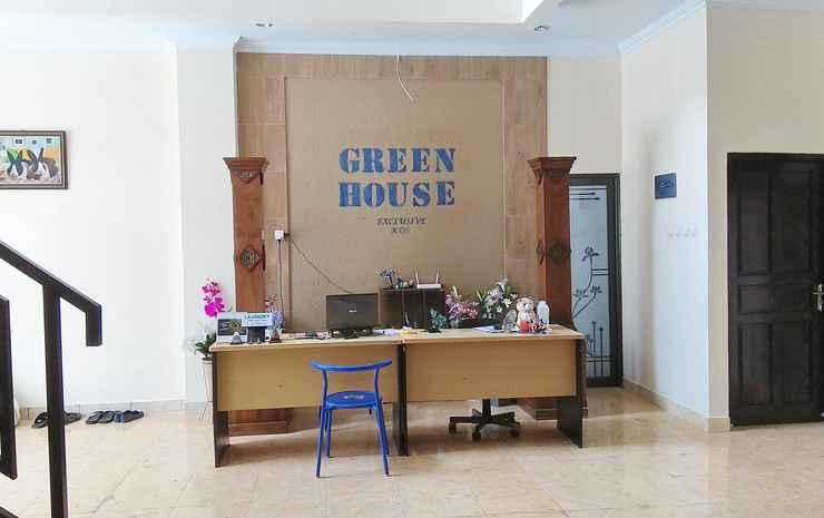 Greenhouse Exclusive Tegalwaras Yogyakarta -
