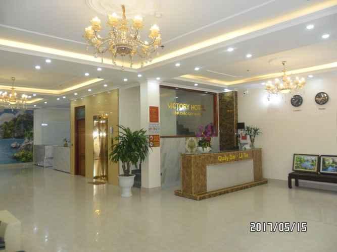 LOBBY Khách sạn Victory Bắc Ninh
