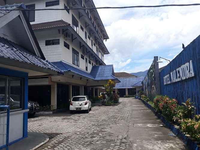 EXTERIOR_BUILDING Hotel Nalendra Kharisma