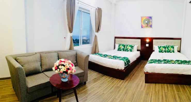 BEDROOM Khách sạn Flora Quy Nhơn