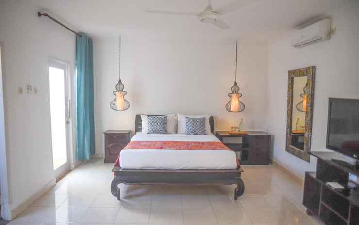 Pesona Beach Resort & Spa Lombok - Large Room with Private Terrace