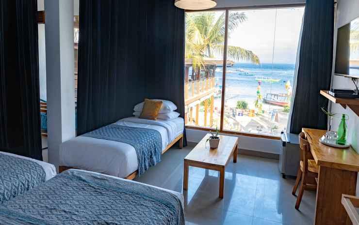Pesona Beach Resort & Spa Lombok - Sea View Triple