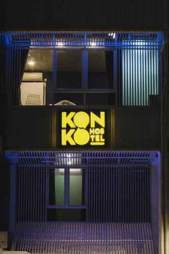 EXTERIOR_BUILDING Konko Hostel Jakarta