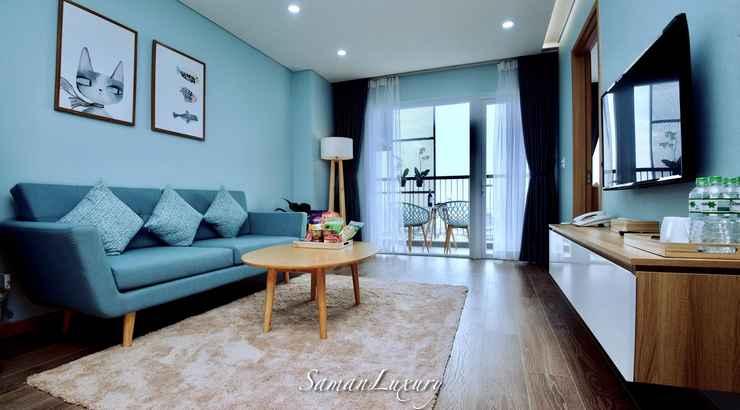 BEDROOM Saman Luxury Danang