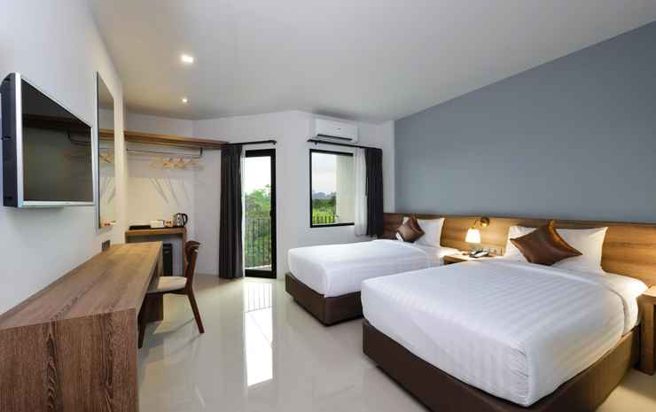 The Chill @ Krabi Hotel Krabi - Standard Twin Bed Room(Room Only)