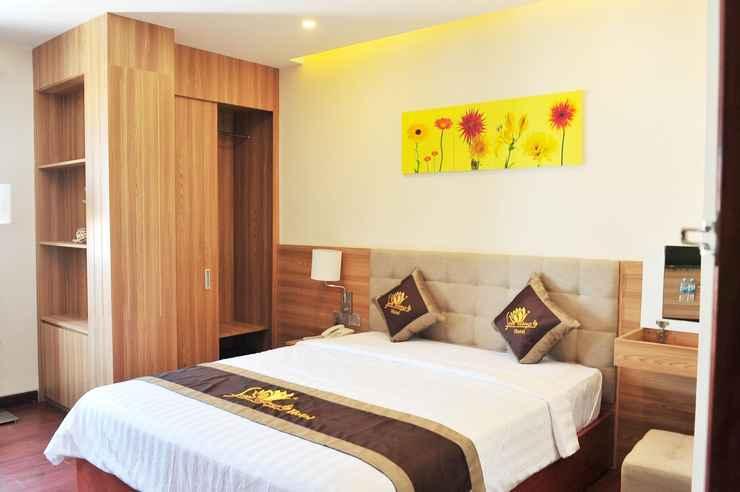 BEDROOM Khách sạn Sen Vàng Luxury