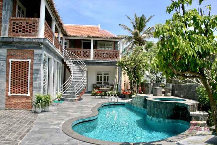 SWIMMING_POOL Hoi An Residence Villa