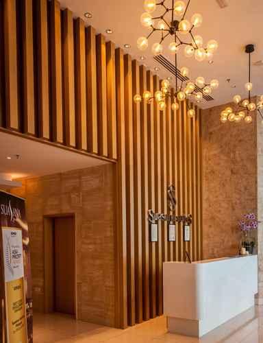 LOBBY Suasana All Suites Hotel