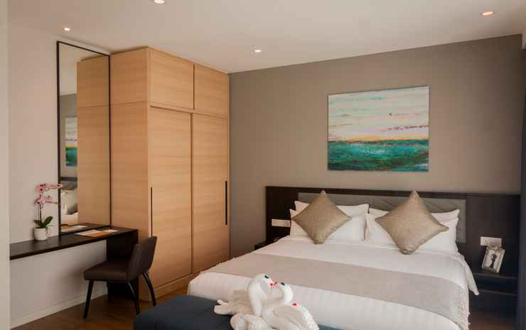 Suasana All Suites Hotel  Johor - Three Bedroom Suite Room Only