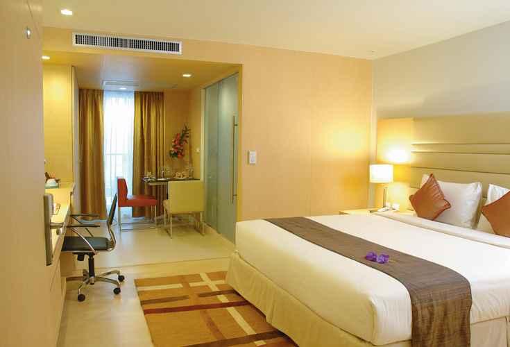 BEDROOM THE TIVOLI HOTEL