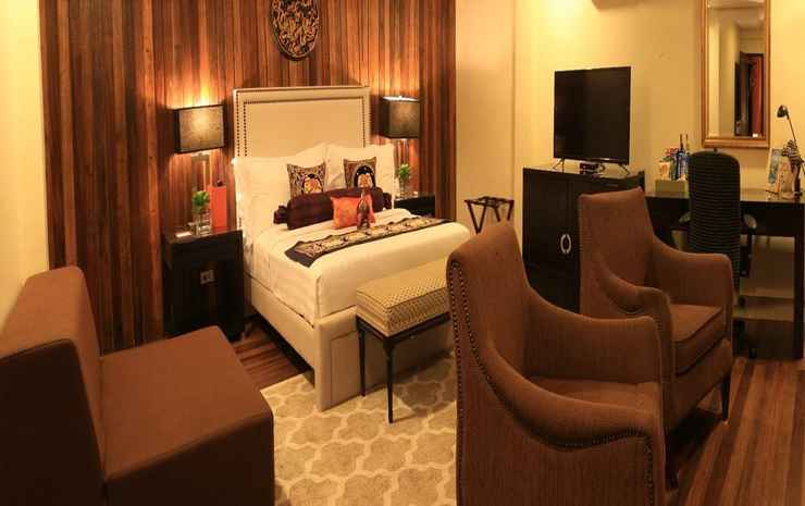 THE ORIENTAL LUXURY SUITES TAGAYTAY