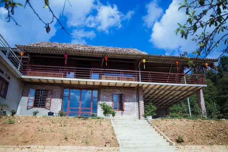 LOBBY Bac Ha Eco Homestay