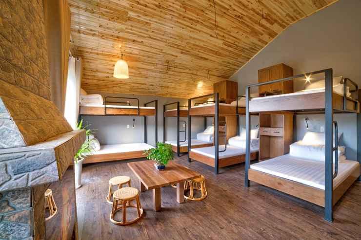 BEDROOM Lustig Hostel