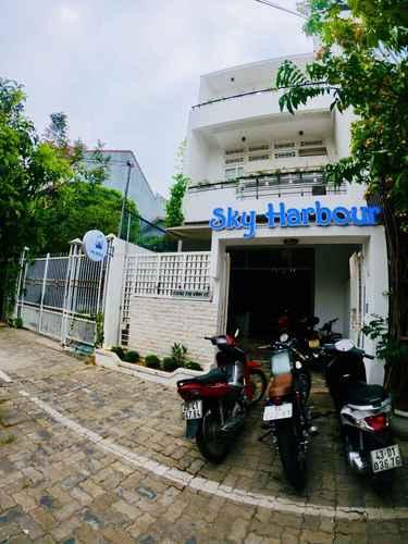 EXTERIOR_BUILDING Sky Harbour Hostel Da Nang
