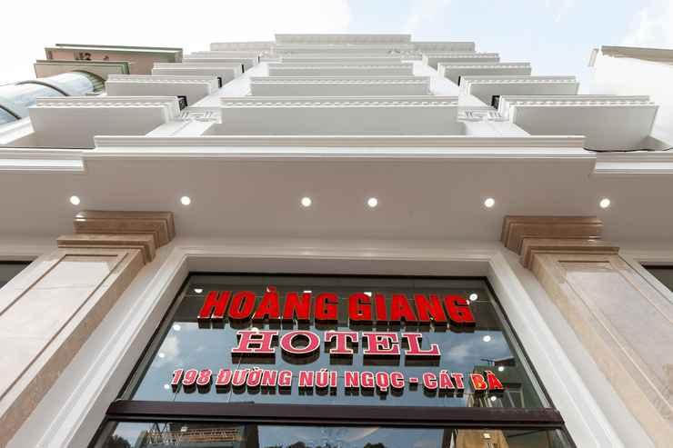 EXTERIOR_BUILDING Hoang Giang Hotel