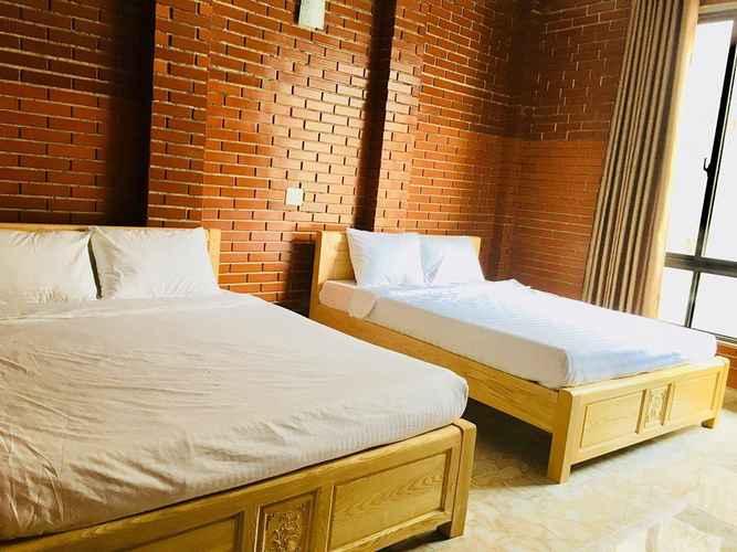 BEDROOM Gold Land Hotel
