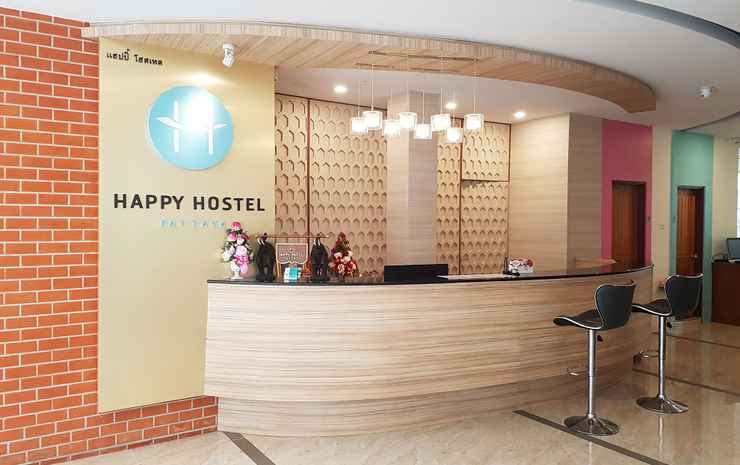 Happy Hostel  Pattaya Chonburi -