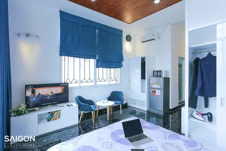 LOBBY Saigon Luxury Home Apartment