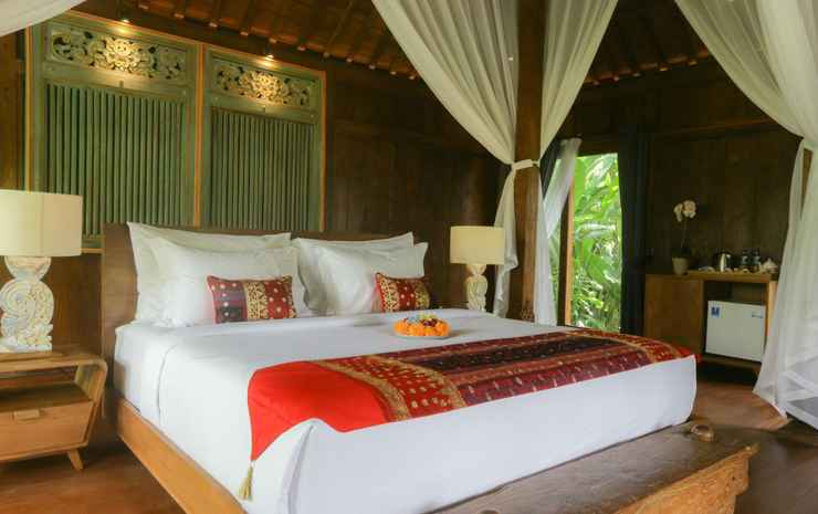 Ubud Valley Boutique Resort Bali - Staycation Offer - Deluxe One-Bedroom Villa with Free Benefits