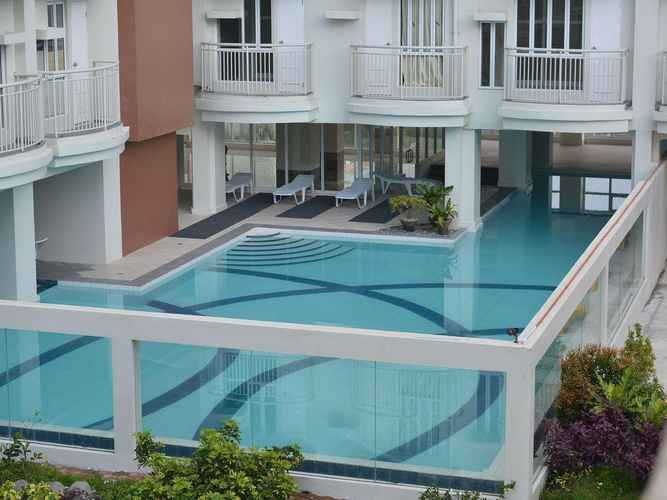 SWIMMING_POOL Evelyn's Place at Tagaytay